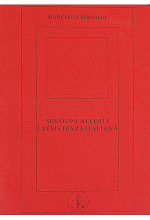 Missioni Alleate e Resistenza italiana