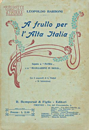 A frullo per l'Alta Italia