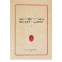 Bollettino Storico di Massa e Carrara