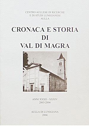 Cronaca e storia di Val di Magra