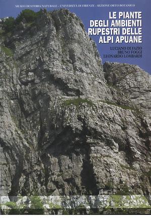 Le piante degli ambienti rupestri delle Alpi Apuane