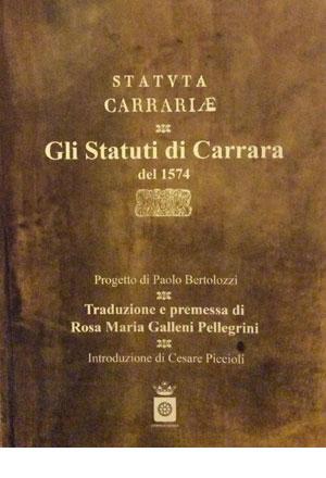 Statuta Carrariae 1574