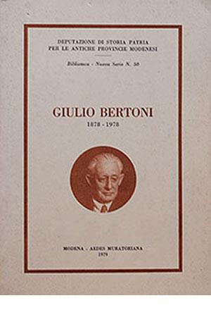 Giulio Bertoni