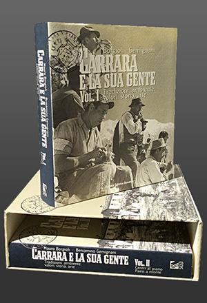 Carrara e la sua Gente Vol. II