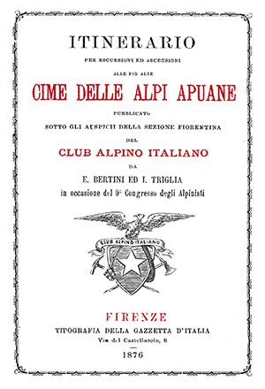Cime delle Alpi Apuane