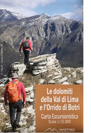 Le dolomiti della Val di Lima e l'Orrido di Botri